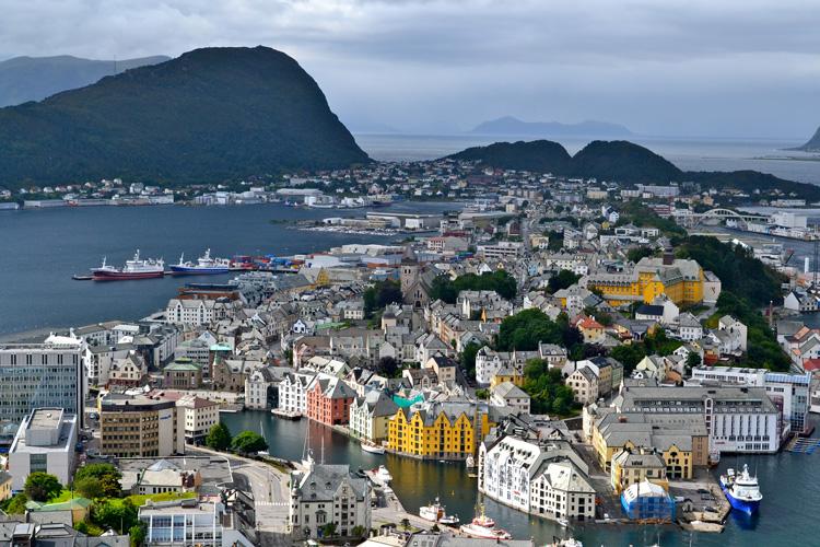 norway-norvege-alesund