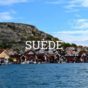 Voyages en Suède